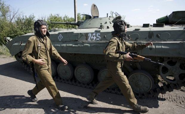 МИД Украины обеспокоено попытками террористов блокировать доставку гуманитарных грузов на Донбасс