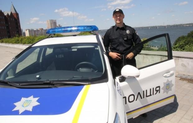 США и далее планируют поддерживать создание новой полиции в Украине / Фото УНИАН