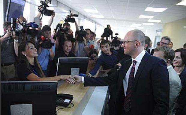 Яценюк / kmu.gov.ua