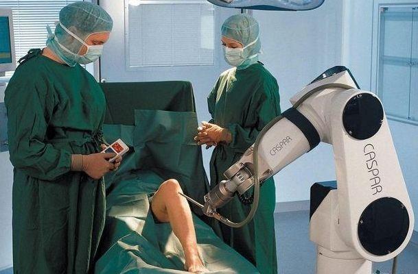 Робот-хирург / Фото: scienceblog.ru