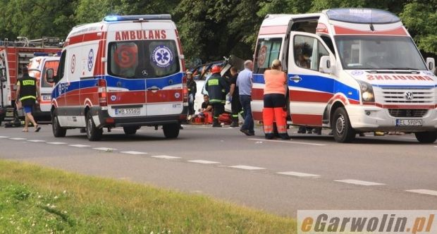 3 Ukrainian citizens killed in a road accident in Poland / egarwolin.pl