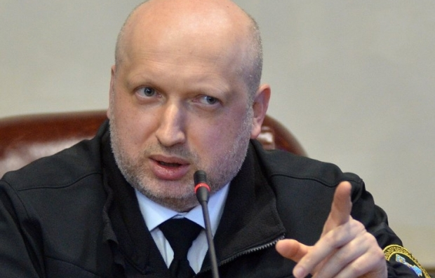 Turchynov said that the terrorists planned larger scale provocations / Photo from UNIAN