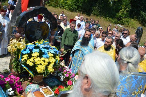 Фото предоставлено прихожанами Свято-Покровского храма УПЦ в селе Залесцы