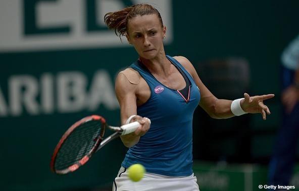 Леся Цуренко впервые в карьере выиграла турнир WTA / sapronov-tennis.org