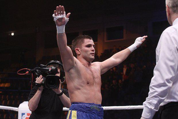 Митрофанов завоевал первую боксерскую лицензию для Украины на Игры в Рио / prosport.tsn.ua