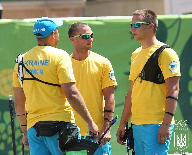 Українські лучники змагатимуться за олімпійські ліцензії / noc-ukr.org