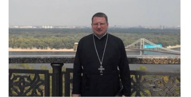 Погибший священник