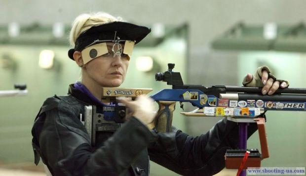 Леся Леськив стала бронзовым призером чемпионата Европы / shooting-ua.com