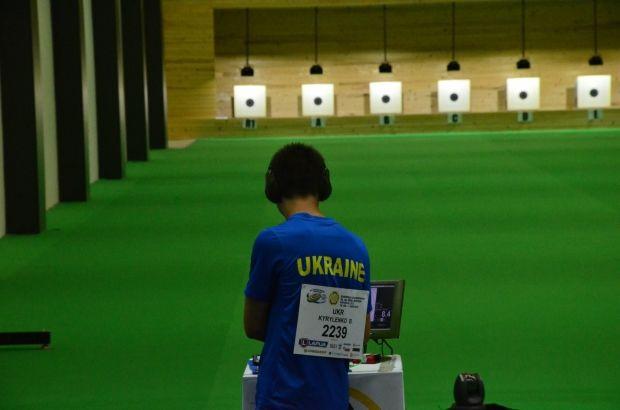 Богдан Кириленко был лидером команды в сегодняшних соревнованиях / sportobzor.com.ua