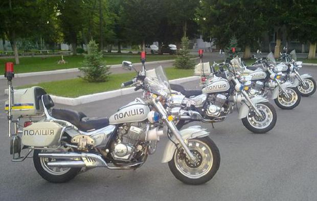 Мотопатрули будут ездить на новых мотоциклах / twitter.com/Alexey_Savkin