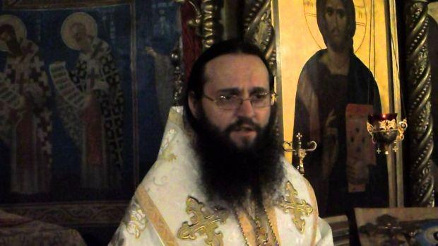 голова Інформаційного відділу Української Православної Церкви єпископ Ірпінський Климент,