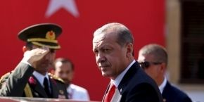 Turkey challenges accusations of backing ISIS