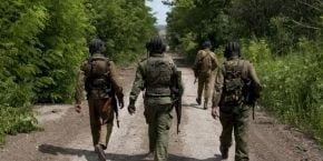 Russian proxies attack Ukrainian troops 109 times overnight