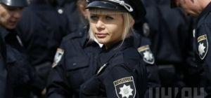 Патрульная полиция в Украине