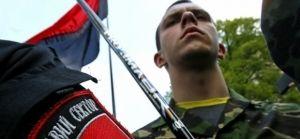 Die Welt: Украинские праворадикалы выступают против Киева