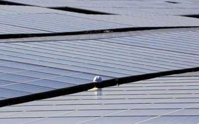 Ферма солнечной энергии в зоне отчуждения: заработает ли это в Украине title=