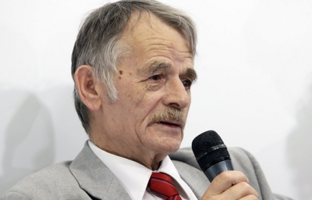 Crimean Tatar leader Mustafa Dzhemilev calls on the Crimean Tatar Diaspora in Turkey