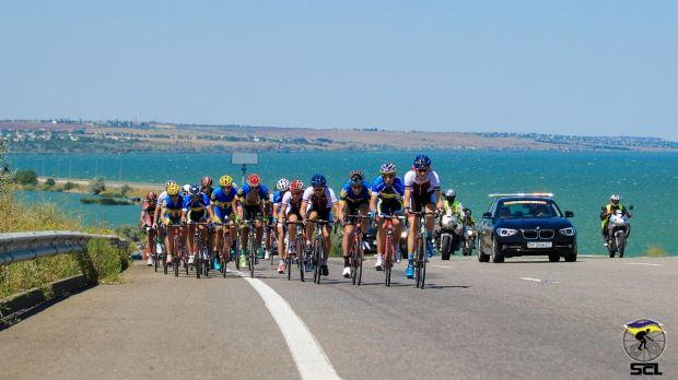 Первую международную гонку в Одессе выиграл украинский велосипедист / scl.od.ua