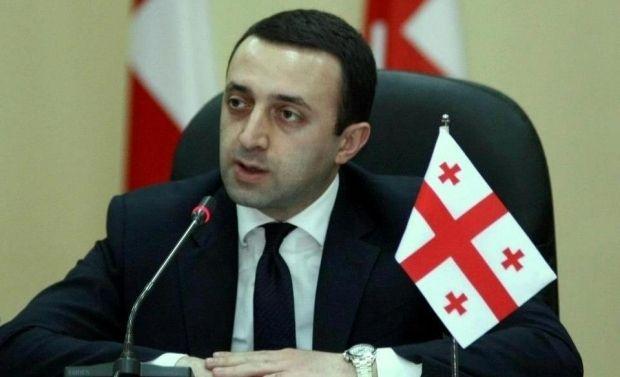 Georgian PM Garibashvili speaks against Georgia's joining further santions against Russia / Photo from vestikavkaza.ru