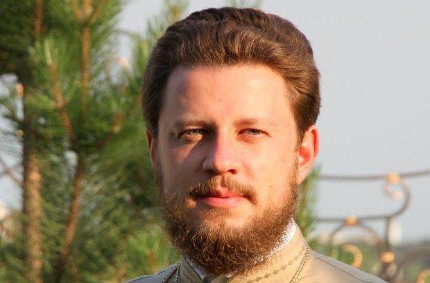 Голова адміністративного апарату Київської митрополії УПЦ архімандрит Віктор (Коцаба)