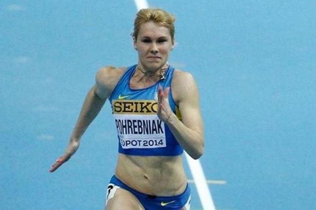 Погребняк знову визнана кращою легкоатлеткою країни / sq.com.ua