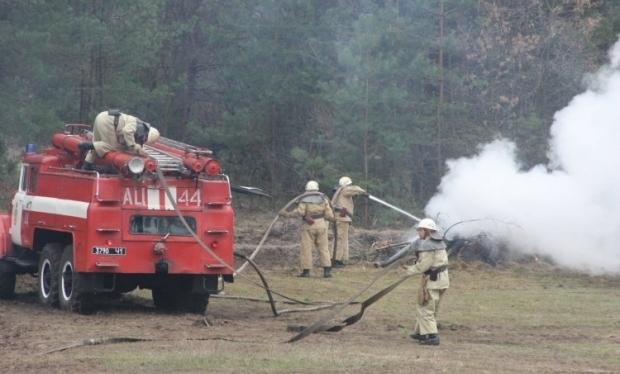 Пожарные / Фото УНИАН