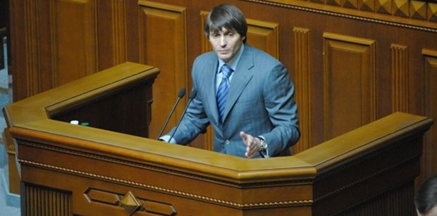 MP Yeremeyev sustained a fatal head injury in a horse riding accident / Photo from hvylya.org