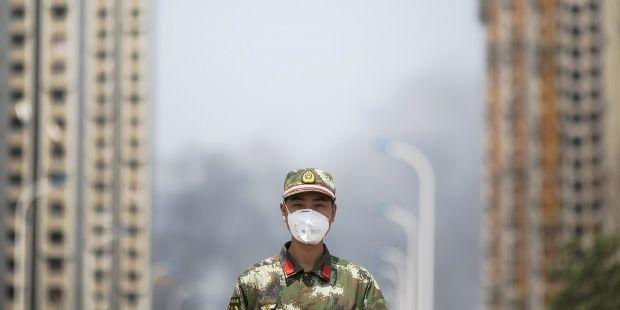 В Китае снова взорвался химзавод, есть пострадавшие — СМИ