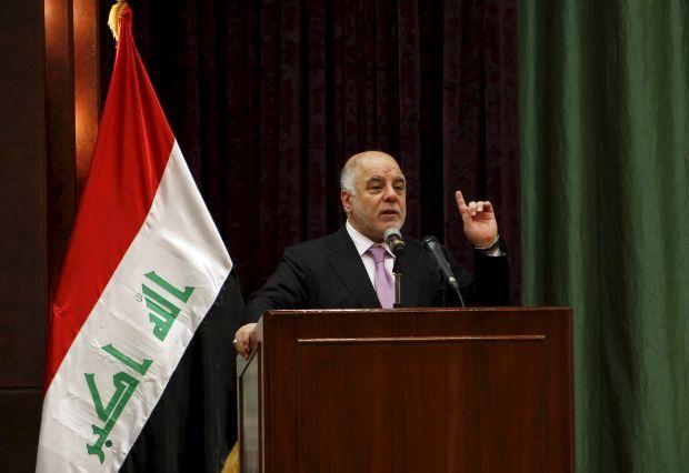 Прем'єр Іраку засуджує заяву генерала США про можливість розділення країни