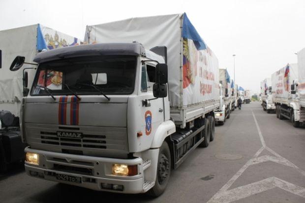 Росія відправила на Донбас черговий