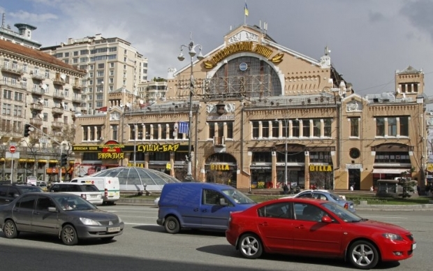 Бесарабський ринок / Фото УНІАН