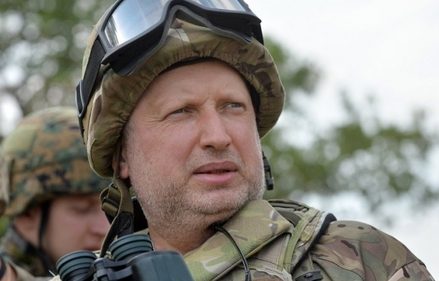 NSDC Secretary on a mission to forecast developments in Donbas / Photo from UNIAN