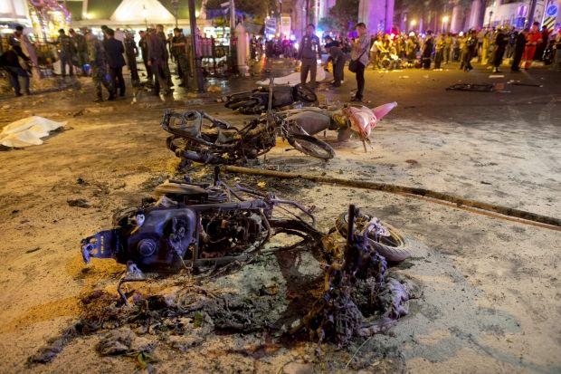 Милиция: Теракт вБангкоке организовала преступная группа