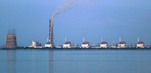 Запорожская АЭС - крупнейшая в Европе / m.inforesist.org