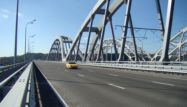 Дарницкий железнодорожно-автомобильный мост через Днепр / bestbridge.net