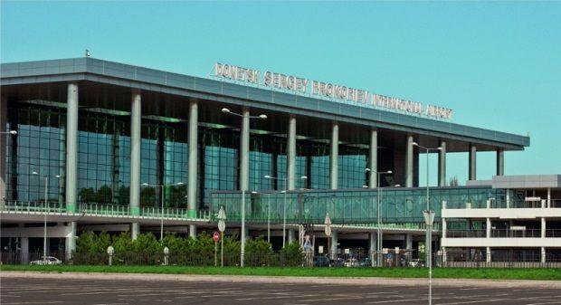 Донецкий аэропорт, 2012 год / www.zevs-group.com