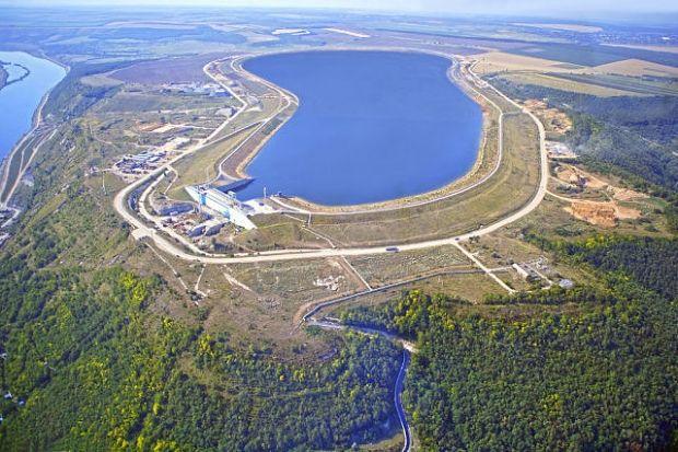 Днестровская гидроаккумулирующая электростанция / krol.org.ua