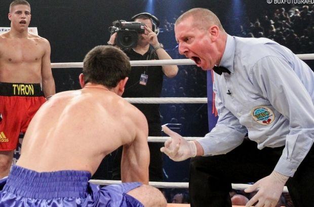 Александр Усик: «Мюллер— крепкий парень, любит драться»