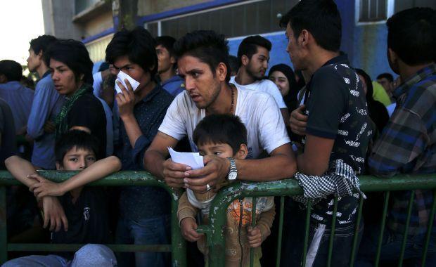 Япония выделит деньги на помощь мигрантам