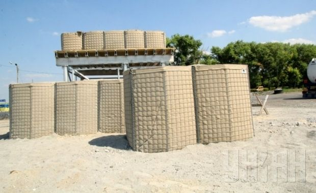 A new defense facility in Dnipropetrovsk region meet NATO standards / Photo from УНИАН