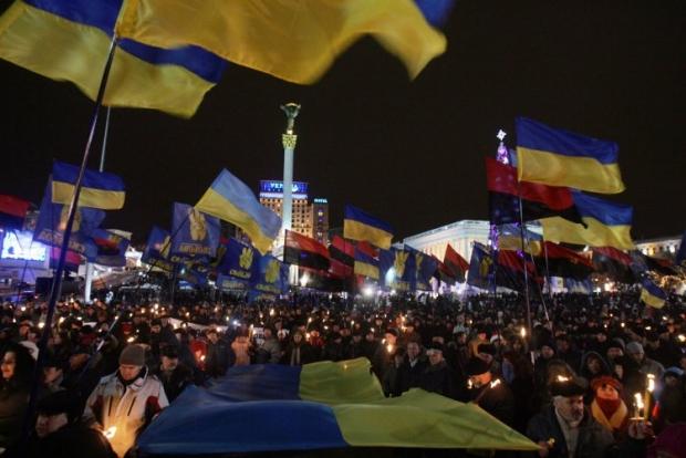 Святкування річниці Помаранчевої революції