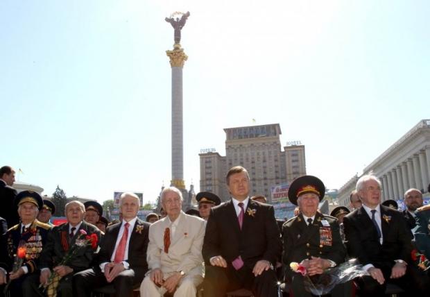 Святкування дня Перемоги у 2011 році