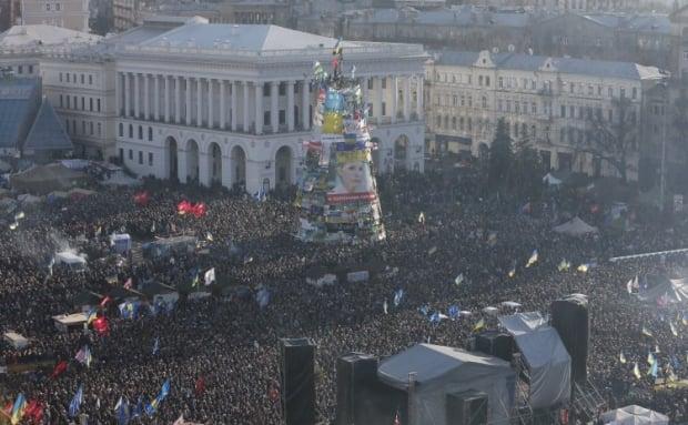 Народне Віче на Майдані у 2013 році