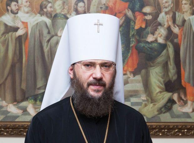 керуючий справами Української Православної Церкви митрополит Антоній (Паканич)