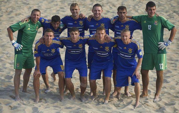 Пляжный футбол / ffu.org.ua