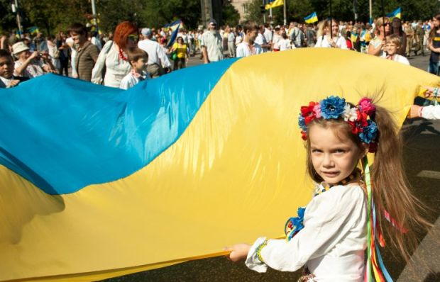 Ukraine celebrates its 24th anniversary of Independence / Photo from UNIAN