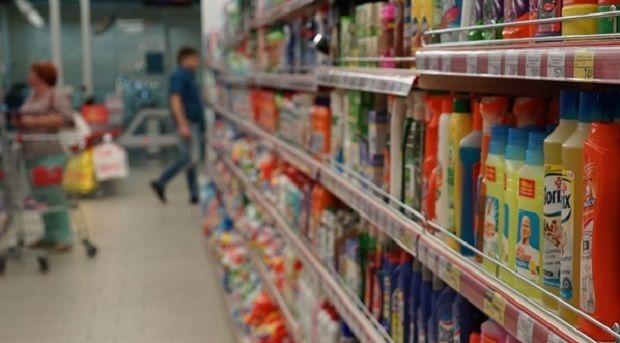 Роспотребнадзор требует изъять из продажи импортные моющие средства / kuban24.tv