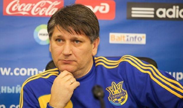 Ковалець викликав на збір 24 футболісти / football.ua