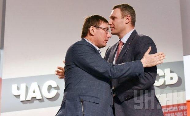 """Кличко возглавил ББП """"Солидарность"""""""