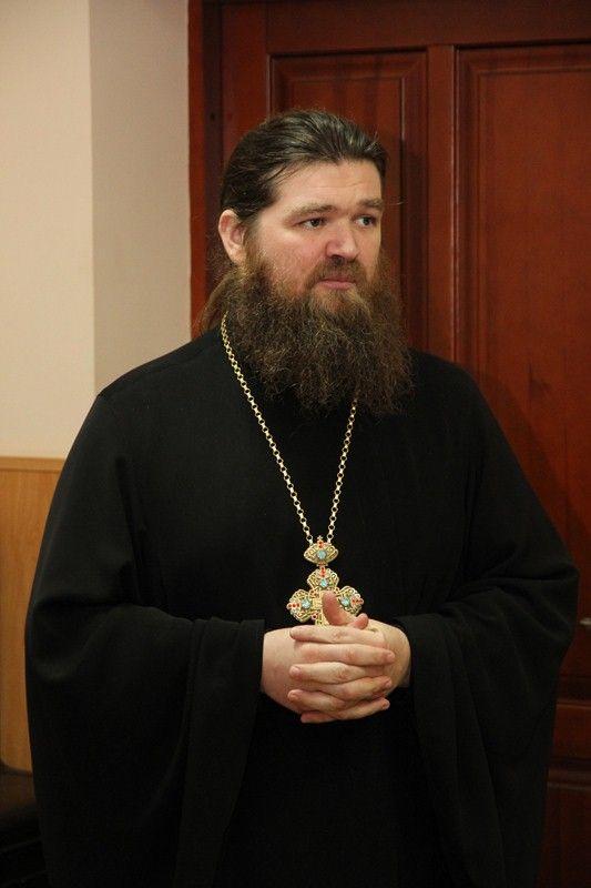протоієрей Сергій Ющик